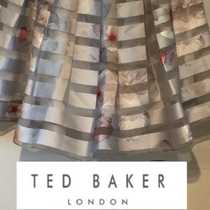 NWT TED BAKER!! skirt. Size 8
